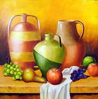 Heinz-Gerstmann-alias-Roevel-Stilleben-Moderne-Impressionismus