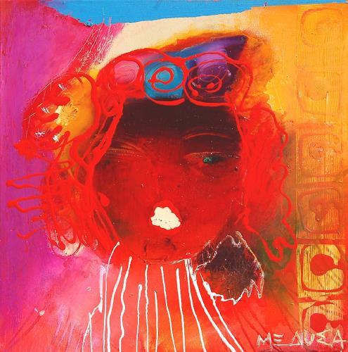 zalans, medusa, Abstraktes, Abstrakte Kunst, Abstrakter Expressionismus
