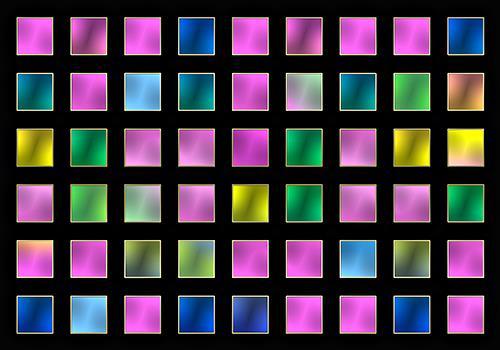 Liona Toussaint, metallic variety, Abstraktes, Fantasie, Moderne, Expressionismus