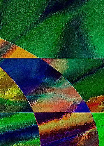 Liona Toussaint, Karriere, Abstraktes, Bewegung, Gegenwartskunst