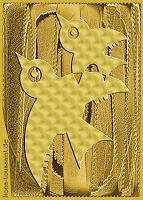 Liona-Toussaint-Tiere-Luft-Abstraktes-Moderne-Moderne