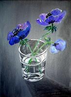 U.v.Sohns-Pflanzen-Blumen-Stilleben-Neuzeit-Realismus