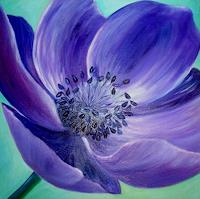 U.v.Sohns-Pflanzen-Blumen-Dekoratives-Moderne-Moderne
