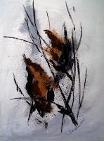 U.v.Sohns-Dekoratives-Fantasie-Moderne-Abstrakte-Kunst