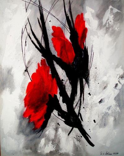 U.v.Sohns, Impressionen 2 -11-09, Abstraktes, Dekoratives, Abstrakte Kunst