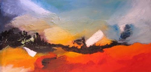U.v.Sohns, allegria, Abstraktes, Dekoratives, Abstrakte Kunst