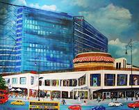 U.v.Sohns-Architektur-Diverse-Verkehr-Moderne-Moderne