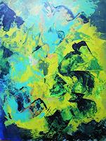 U.v.Sohns-Abstraktes-Bewegung-Moderne-Abstrakte-Kunst