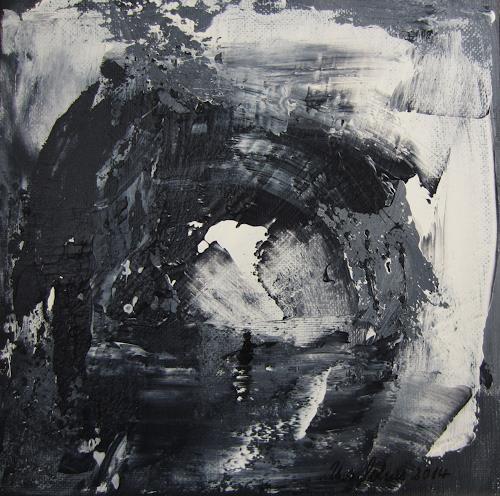 U.v.Sohns, la grotta nera, Natur: Gestein, Natur: Wasser, Abstrakte Kunst