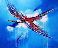 U.v.Sohns-Bewegung-Verkehr-Flugzeug
