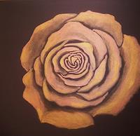 U.v.Sohns-Pflanzen-Blumen-Dekoratives-Moderne-Expressionismus