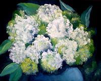 U.v.Sohns-Pflanzen-Blumen-Dekoratives-Moderne-Impressionismus