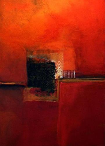 Markus Schon, Guilty, Abstraktes, Abstrakte Kunst, Expressionismus