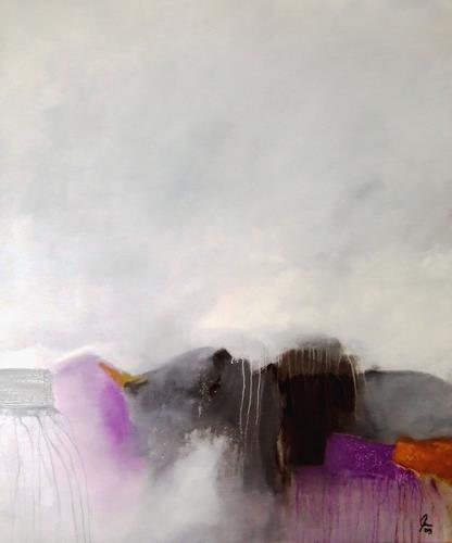 Markus Schon, Tears in heaven, Abstraktes, Abstrakte Kunst, Abstrakter Expressionismus