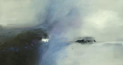 Markus Schon, Stairway to heaven, Abstraktes, Abstrakter Expressionismus, Expressionismus