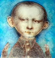 Natalja-Lebsak-Menschen-Kinder-Menschen-Gesichter-Gegenwartskunst-Gegenwartskunst
