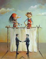 Gregor-Ziolkowski-Gesellschaft-Zirkus-Clown-Moderne-Symbolismus