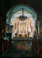 Gregor-Ziolkowski-Diverse-Landschaften-Bauten-Kirchen-Moderne-Impressionismus