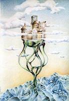 Gregor-Ziolkowski-Architektur-Fantasie-Moderne-Avantgarde-Surrealismus