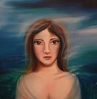 Andrea-Braeuning-Menschen-Frau-Gegenwartskunst-Postsurrealismus