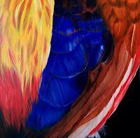Andrea-Braeuning-Tiere-Luft-Neuzeit-Realismus