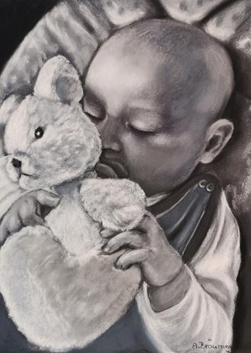 Andrea Bräuning, Vincent, Menschen: Kinder, Realismus, Expressionismus