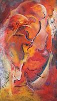 Nacka-Abstraktes-Fantasie-Moderne-Abstrakte-Kunst