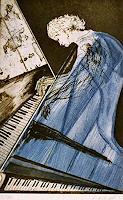 F. Hülshoff, Piano