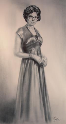 Sergey Ignatenko, Portrait of woman3, Menschen: Porträt, Menschen: Frau
