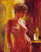 Sergey Ignatenko, Flirting with a candle