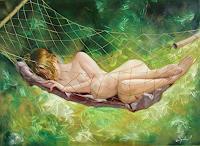 Sergey-Ignatenko-Akt-Erotik-Akt-Frau-Menschen-Frau-Moderne-Impressionismus-Postimpressionismus