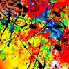 Lee Eggstein, abstrakteb Komposition o.T.