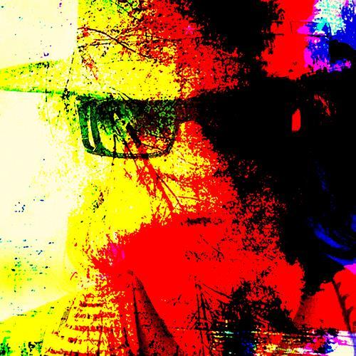 Lee Eggstein, UDO, Menschen: Gesichter, Menschen: Porträt, Abstrakter Expressionismus