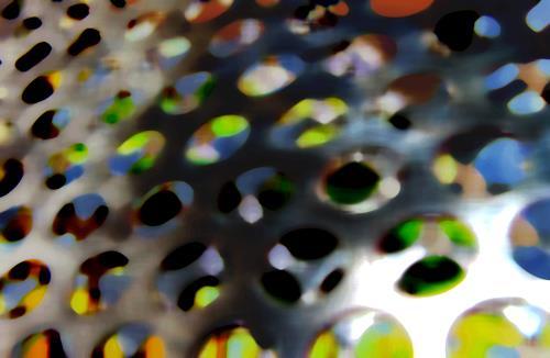 Rainer Kreß, Absolut Pixel, Fantasie, Neue Wilde, Abstrakter Expressionismus