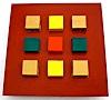 H. Salomon-Schneider, 9 kleine Quadrate
