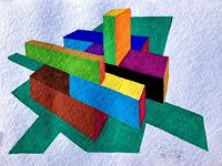 Hans-Salomon-Schneider-Architektur-Abstraktes-Moderne-Konstruktivismus