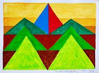 Hans-Salomon-Schneider-Abstraktes-Landschaft-Ebene-Moderne-Konstruktivismus