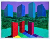 Hans-Salomon-Schneider-Architektur-Diverse-Landschaften-Moderne-Konstruktivismus