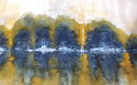 Georg-Schedlbauer-Fantasie-Landschaft-See-Meer-Gegenwartskunst-Gegenwartskunst