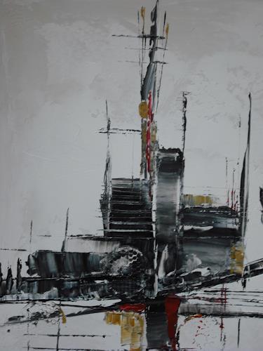 Acryl-Power, ??, Abstraktes, Bewegung, Abstrakte Kunst, Moderne