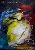 Acryl-Power, ? Fehlt noch, Abstraktes, Bewegung, Abstrakte Kunst