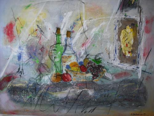 Acryl-Power, Lebensfreude, Abstraktes, Essen, Abstrakter Expressionismus, Expressionismus, Moderne