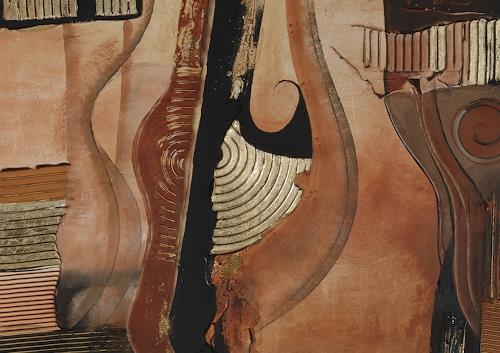 Alexandra von burg kunst abstraktes moderne abstrakte kunst