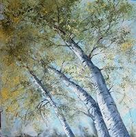 Riwi-Natur-Diverse-Landschaft-Sommer-Moderne-Konkrete-Kunst