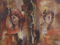 Riwi-Gefuehle-Angst-Fantasie-Moderne-Expressionismus