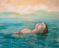 Riwi-Menschen-Frau-Freizeit-Moderne-Konkrete-Kunst