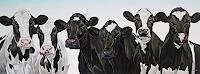 Clara-Bastian-Tiere-Tiere-Land-Moderne-Abstrakte-Kunst