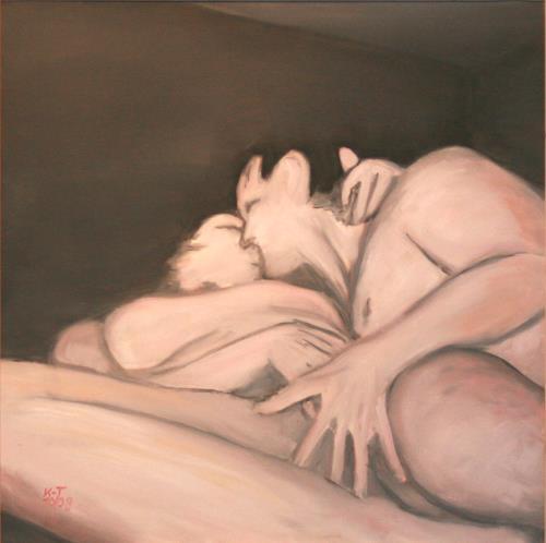 Toni Köhler-Terz, Intim, Diverse Erotik, Abstrakter Expressionismus