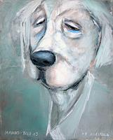 Johanna-Leipold-Humor-Menschen-Mann-Moderne-expressiver-Realismus