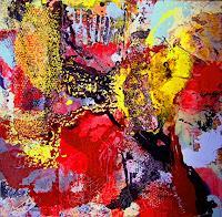 Johanna-Leipold-Abstraktes-Fantasie-Moderne-Abstrakte-Kunst